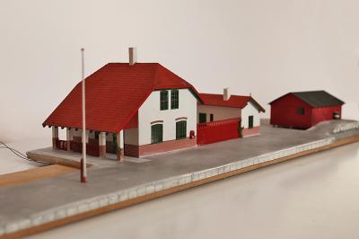 Gislinge Station